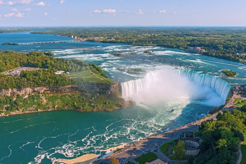Niagara Falls water fall