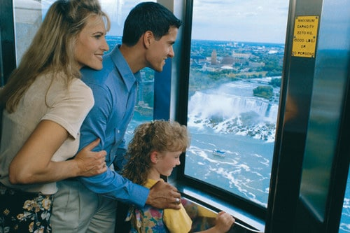 Skylon Tower at the Niagara Falls