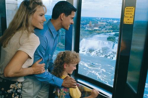 Skylon Tower at the Niagara Falls
