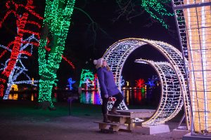 Social Distancing Events This Winter in Niagara Falls